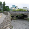 The Dodder At Ballsbridge