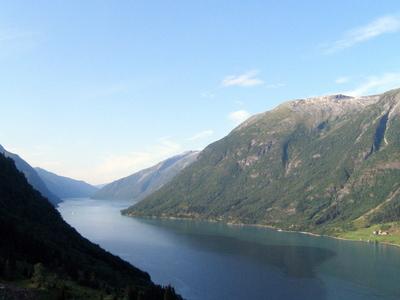 The Fjrlandfjord