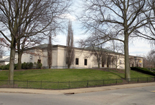 The Frick Art Museum