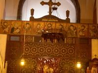 Santa Bárbara Igreja Copta do Cairo