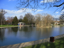 The Lagoon At Vander Veer Park