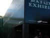 The  Official  Matrix  Exhibit Entrance