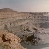 Pit Uranium Mine At Arlit