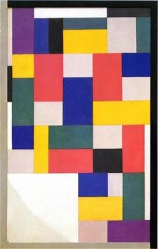 Theo Van Doesburg Pure Painting