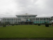 The Provincial Capitol Of Camarines Sur