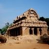 The Rathas In Mahabalipuram
