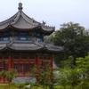 The Rebuilt Wen Shu Pavillion