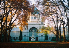 The Royal Exhibition Building And Carlton Gardens