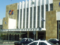 New Railway Station of Thessaloniki