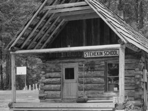 Stehekin Escuela