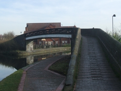 Entrance To The Canal