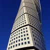 The Turning Torso Closeup View