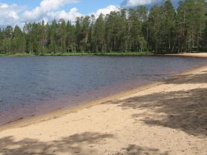 Tiilikkajärvi Parque Nacional