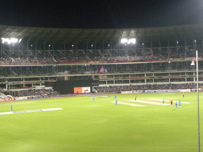 The Vidharba Cricket Association Stadium