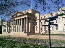 The Great Hall Of University Of The Witwatersrand