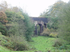 The Aqueduct Near Higher Wheelton
