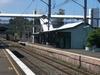 Thirroul Railway Station Looking To Footbridge