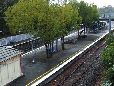 Thornleigh Railway Station