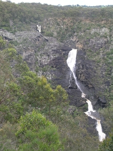 The Three Drops Of The Tia Falls