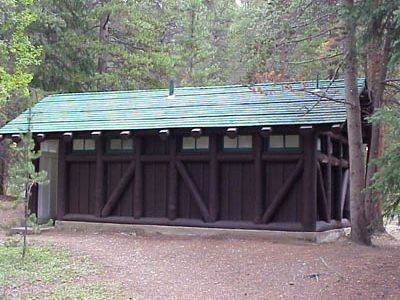 Timber  Creek  Campground  Comfort  Station  No .  2 4 7