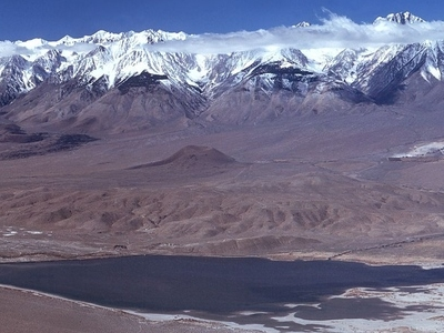 Tinemaha  Reservoir