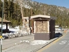 Tioga Pass Entrance Station