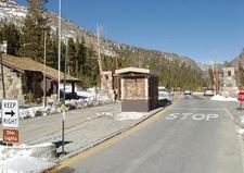 Tioga Pass Entrance Station