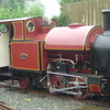 The Corris Railway\'s Own Steam Locomotive