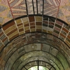 Tiwi Island Art Gallery Ceiling