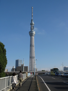 View Of Tokyo Skytree