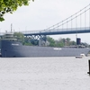 Boyer Berthed Along Right Bank Of Maumee River