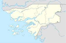 Tombali Is Located In Guinea Bissau