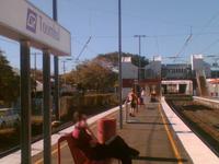 Toombul estación de tren