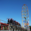Top Thrill Dragster Launching