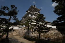 Toyama Castle Main Keep