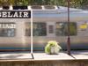 Train At  Belair