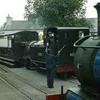 Trains Pass Ballasalla