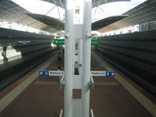 Transperth Joondalup Train Station