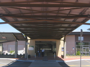 Kwinana la estación de tren