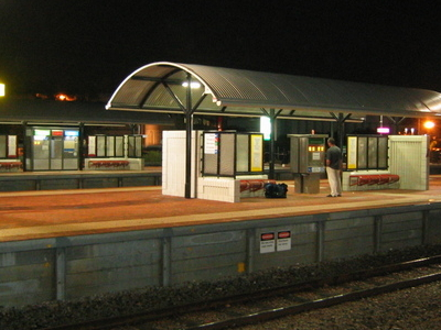 McIver Railway Station