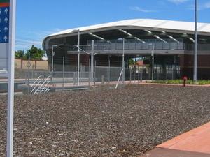 Rockingham la estación de tren