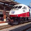 A Trinity Railway Express Train