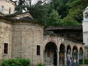 Troyan Monasterio