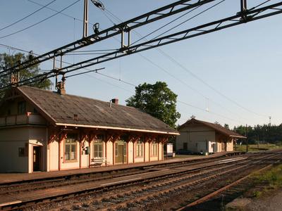 Seterstøa Station