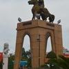 Statue Of Tran Nguyen Han