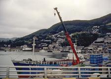 A Harbor On Tsushima Island