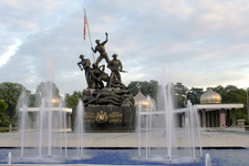 The Malaysian National Monument