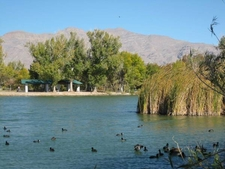 Tule Springs Lake