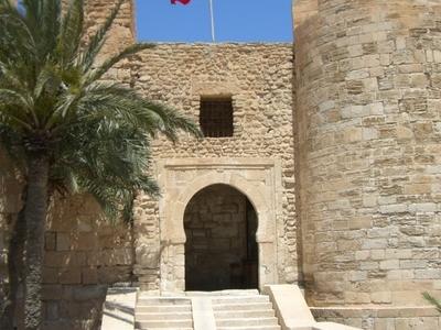 Bordj El Kebir Fort
