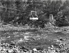 Tuolumne River Below Hetch Hetchy Dam